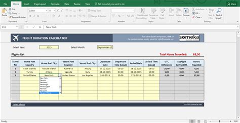 time tracking template for excel