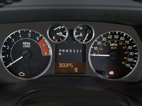 how cars run 2006 hummer h3 instrument cluster 2007 hummer h3 reviews and rating motor trend