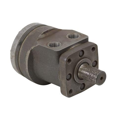 char motor 4 6 cu in char hydraulic motor low speed high