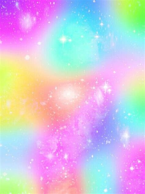 Lv Syar I Rainbow pastel rainbow unicorn galaxy wallpapers