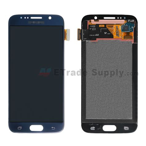 Lcd Touchscreen Ts Samsung Galaxy S6 samsung galaxy s6 sm g920 lcd and digitizer assembly