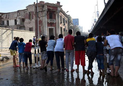 consolato egiziano in italia habla con gian bombardata l ambasciata italiana in egitto
