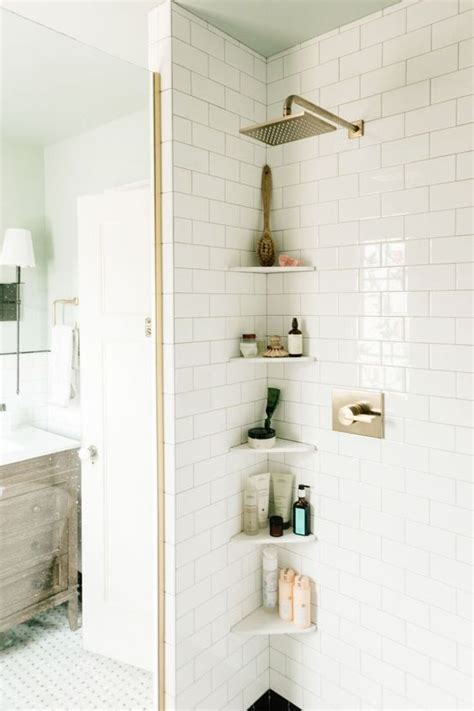 Shower Storage Shelves by Best 25 Small Shower Room Ideas On Shower