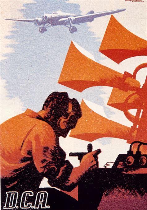 la aviacin en la ilustraciones defensa contra la aviaci 243 n 1938 carles fontser 233 carteles de la guerra civil