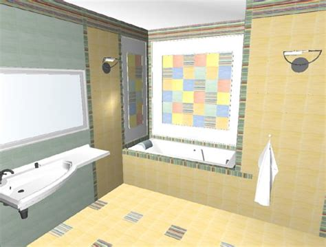 tile 3d bathroom design 5 1 screenshot