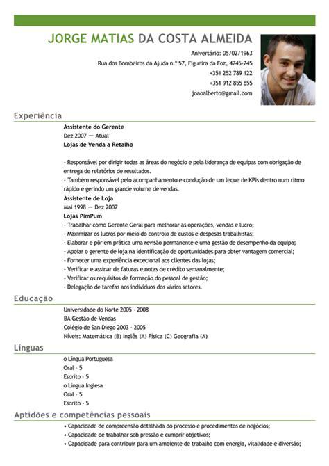 Modelo Curriculum Vitae Gerente Modelo De Curriculum Gestor Assistente De Loja Exemplo De Cv Assistente De Gerente Livecareer