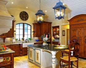delightful Country French Kitchen Ideas #1: d831c79c0fcd5dd4_0877-w500-h400-b0-p0--traditional-kitchen.jpg