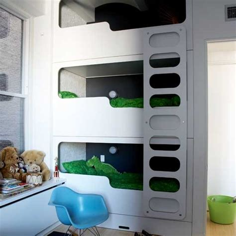 Boys Room Bunk Beds Boys Modern Bunk Beds Boys Bedroom Ideas And Decor Inspiration Housetohome Co Uk
