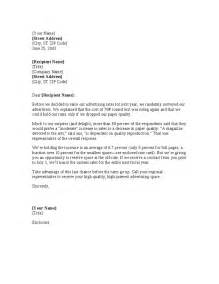 Price Increase Letter Template by Sle Notice Of Rate Increase Letter Template Hashdoc