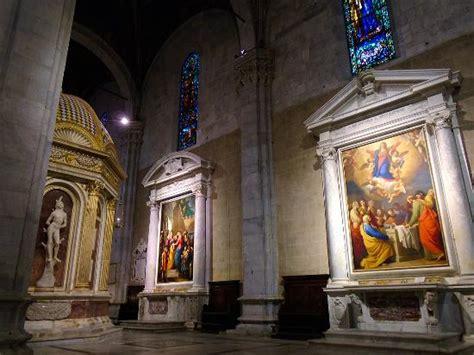 duomo di lucca interno opere giambologna picture of lucca s duomo