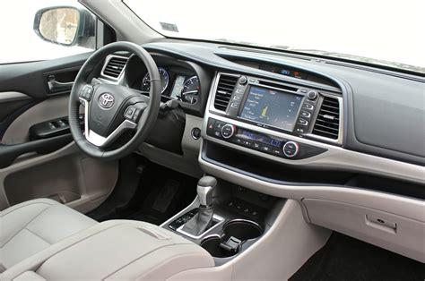 2015 Toyota Highlander Interior 2015 Toyota Highlander Xle Interior Image 179