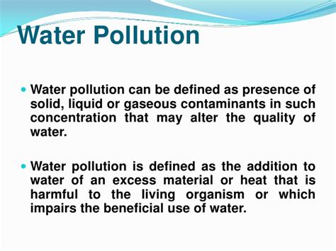Landscape Pollution Definition Water Pollution Definition Driverlayer Search Engine