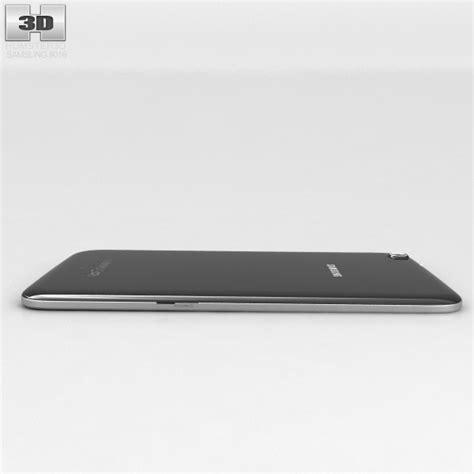 Samsung 8inch samsung galaxy tab 3 8 inch black 3d model hum3d
