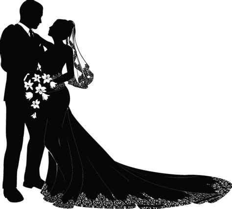 Clipart Wedding Pics by And Groom Vector Free Vector 4vector