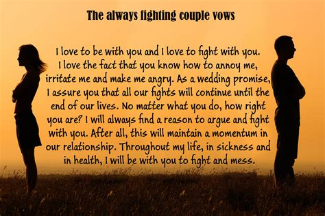 Wedding Vows For Couples by 10 Groom Wedding Vows