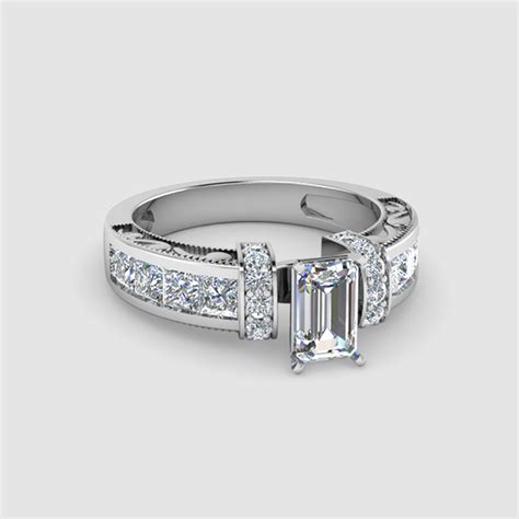 0 75 carat emerald cut fascinating diamonds