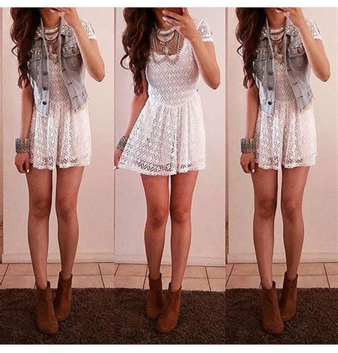Ulviana Ethnic Peplum Mini Dress dress lace dress peplum white dress dress