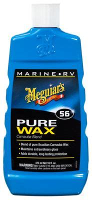 bass pro boat wax meguiar s mirror glaze boat rv pure wax bass pro shops