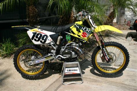 Travis Pastrana Suzuki Kick Two Strokes Moto Related Motocross Forums