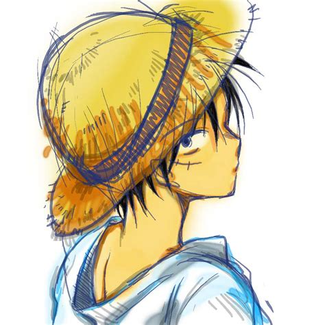 Raglan Anime Series Luffy 03 monkey d luffy 477580 zerochan