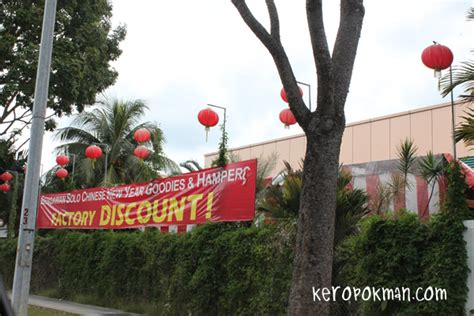 new year goodies woodlands bengawan new year factory discount