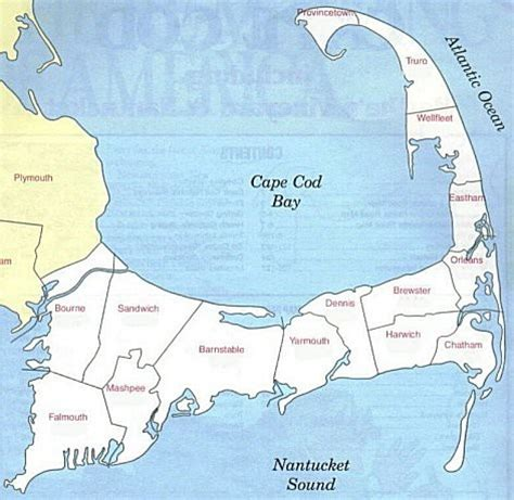csites in cape cod ma 25 best ideas about cape cod map on cape cod