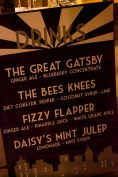 theme exles in the great gatsby invitation ideas abs and the font on pinterest