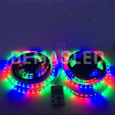 Led Multicolor Light Strips Smd 5050 Magic Color Rgb Multicolor Led Lighting Demasled Buy