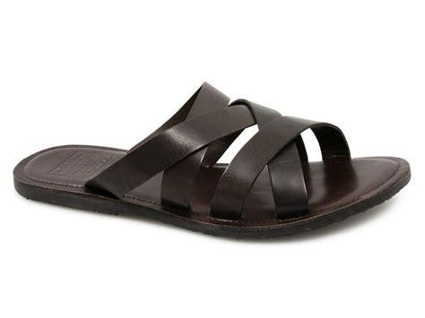 leather sandal buy jones byron slide sandal mens leather sandals