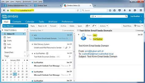 membuat email di zimbra install zimbra mail server di ubuntu 14 04 education program
