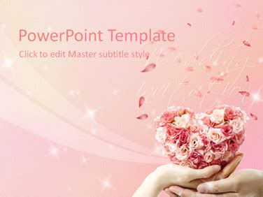 結婚式 Ppt テンプレート 無料 Microsoft Powerpoint Templates Wedding