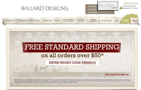 ballard design coupon free shipping you paid more than me ballard free shipping