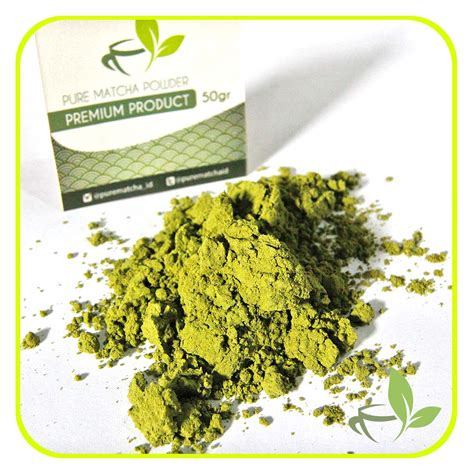 Magfood Powder Berat 1 Kg jual greentea matcha green tea powder bubuk 100