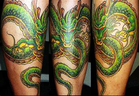shenron tattoo tattoos shenron the dao of