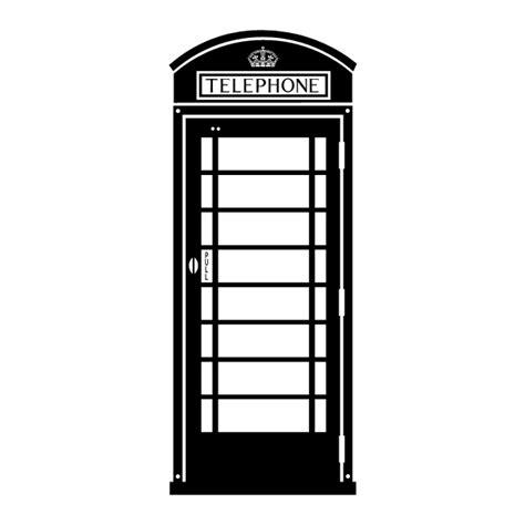 cabina telefonica vinilos decorativos modernos cabina telef 243 nica