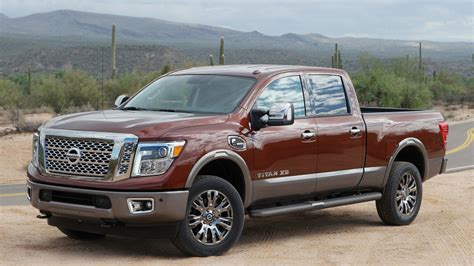 2016 nissan titan xd priced from 41 485 autoblog