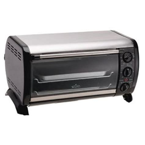 rival to600 6 slice countertop toaster oven