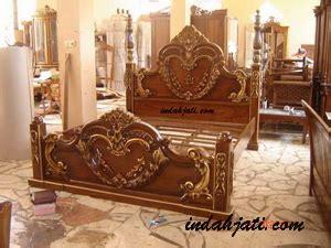 Ranjang Rahwana dipan tempat tidur dan ranjang ukir minimalis jepara