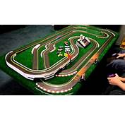 Wizzard Storm HO Scale Slot Cars 40ft In 35 Seconds