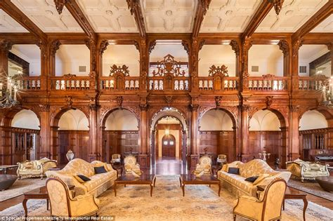 Interior Victorian Homes inside new jersey s 50k square foot mansion worth 48m
