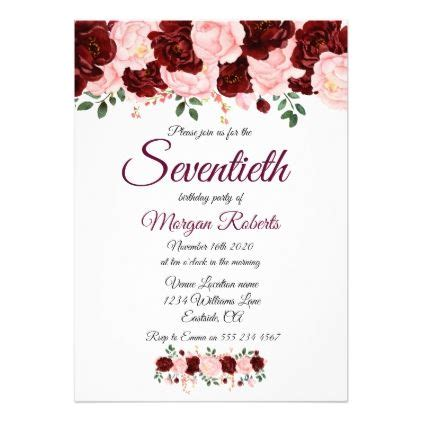free gift card template script best 25 70th birthday gifts ideas on diy 70th