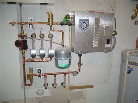 Propane Boiler For Radiant Floor Heat by Heatek Radiant Hydronic Heating Services
