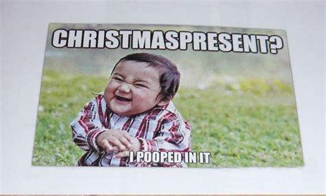 Meme Gift - christmas gift wrap memes trolling memes