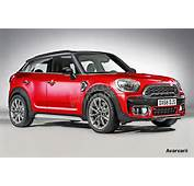 Bold MINI Countryman Coupe SUV On The Way  Auto Express