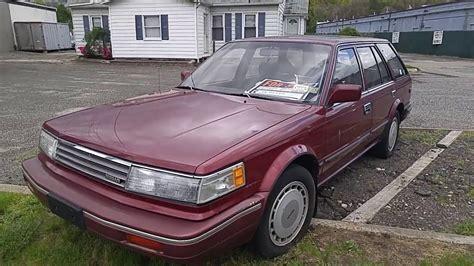 1988 nissan maxima 1988 nissan maxima station wagon