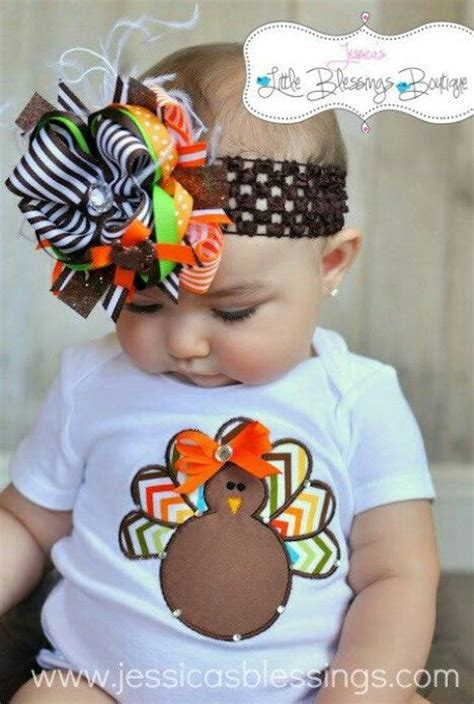 baby turkey thanksgiving chunky s 1st thanksgiving baby clothes