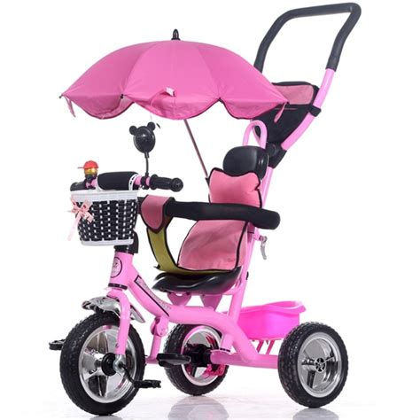sepeda stroller infant tricycle strollers baby s tricycle bicycle