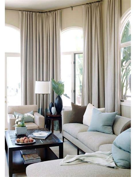 grey blue brown living room