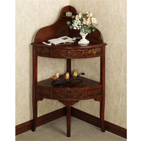 corner accent table with drawer corner accent table furniture with traditional wiltshire