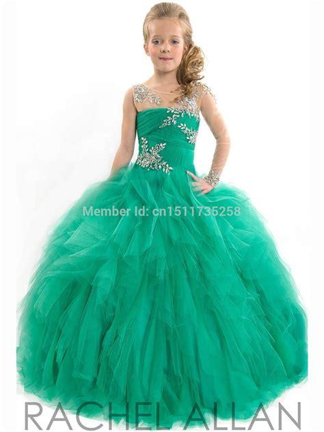 little girl beauty pageant dresses beading emerald children beauty pageant dresses for girls